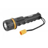 Фонарь светодиодный NPT-R06-2AA 0.5Вт LED 40лм 40м пластик+резина