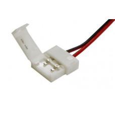 Коннектор 0.2м (3528/8мм) для светодиодной ленты LED