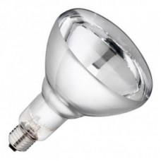 Лампа накаливания инфракрасная зеркальная ИКЗ 250вт E27