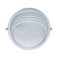 Светильник НПП-60w круглый термостойкий козырек IP54